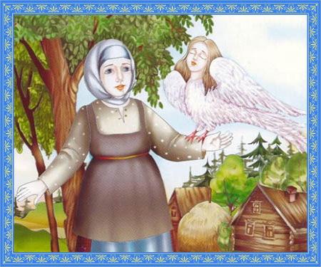 Мама святой Матроны видит сон