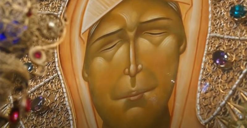 Лик святой Матроны