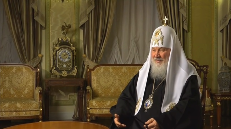 Святейший патриарх Кирилл, о святой Матроне