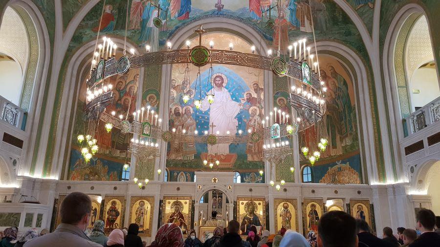 Воскресенский собор Сретенского монастыря