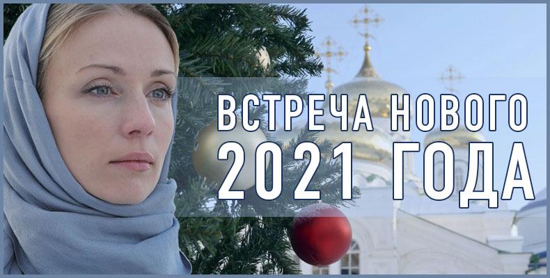 Встреча Нового 2021 года