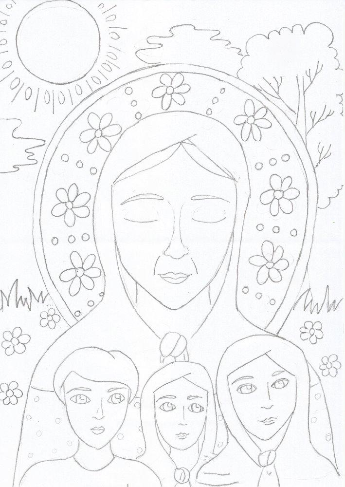 Святая Матрона покровительница детей