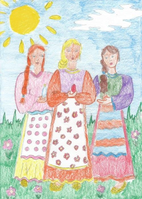 Случай с тремя женщинами