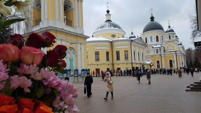 Покровский монастырь 8 марта 2021