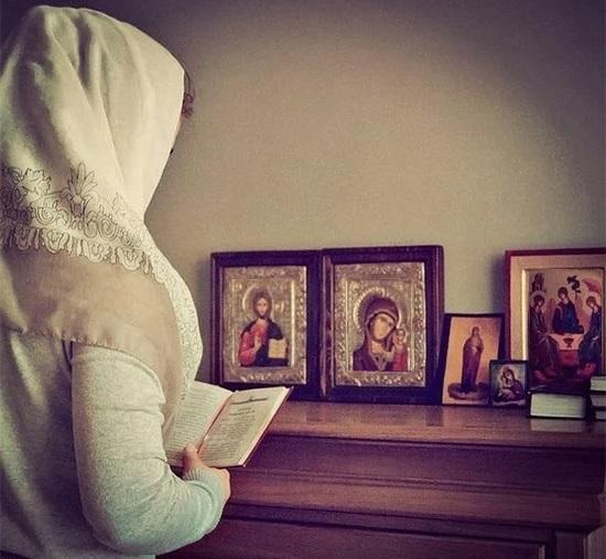 Как молиться дома. Молитва