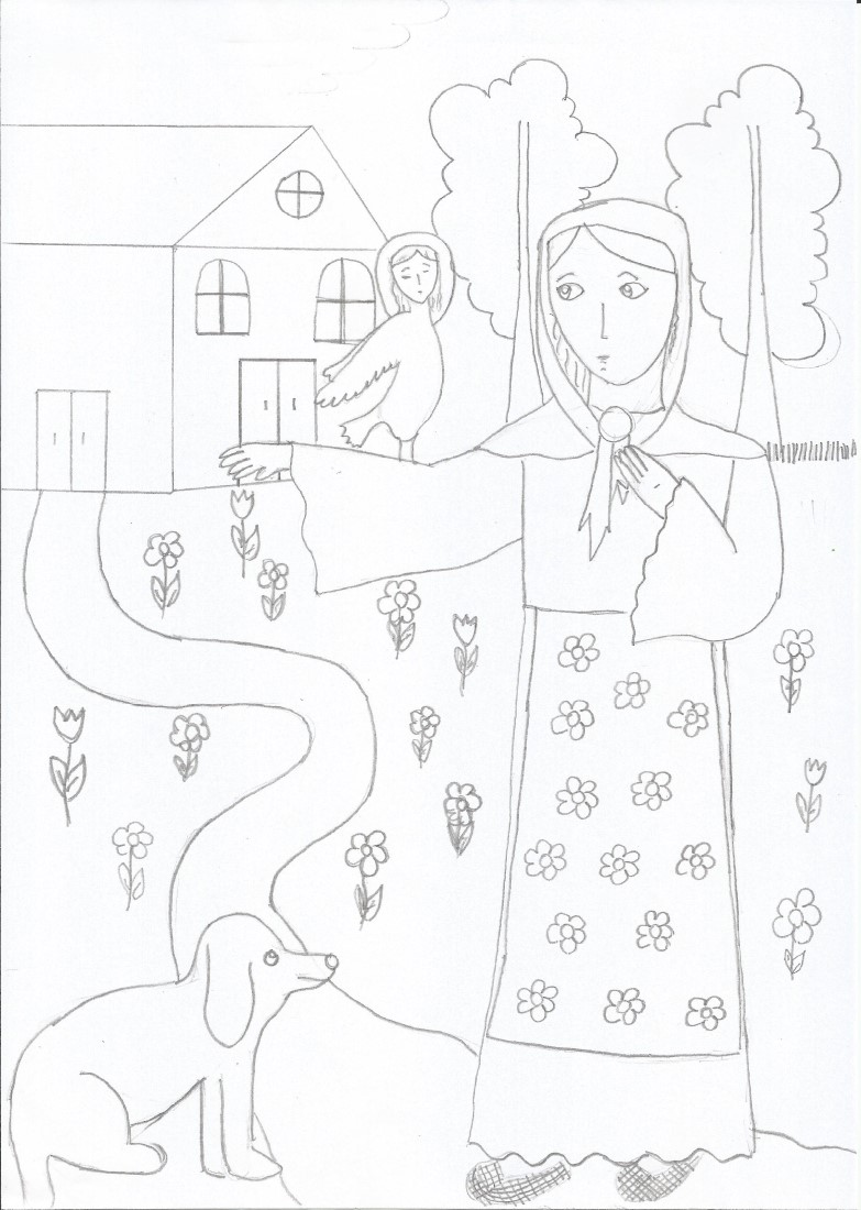 Вещий сон Натальи, мамы Матронушки