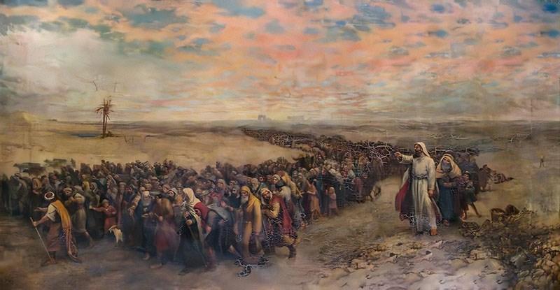 Исход евреев из Египта