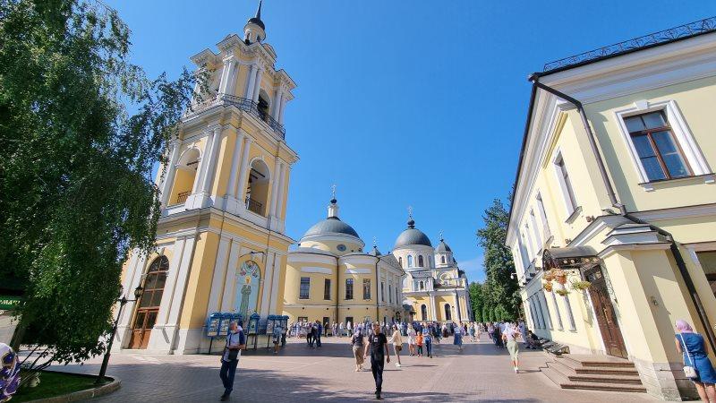 Покровский монастырь - 15 августа 2021